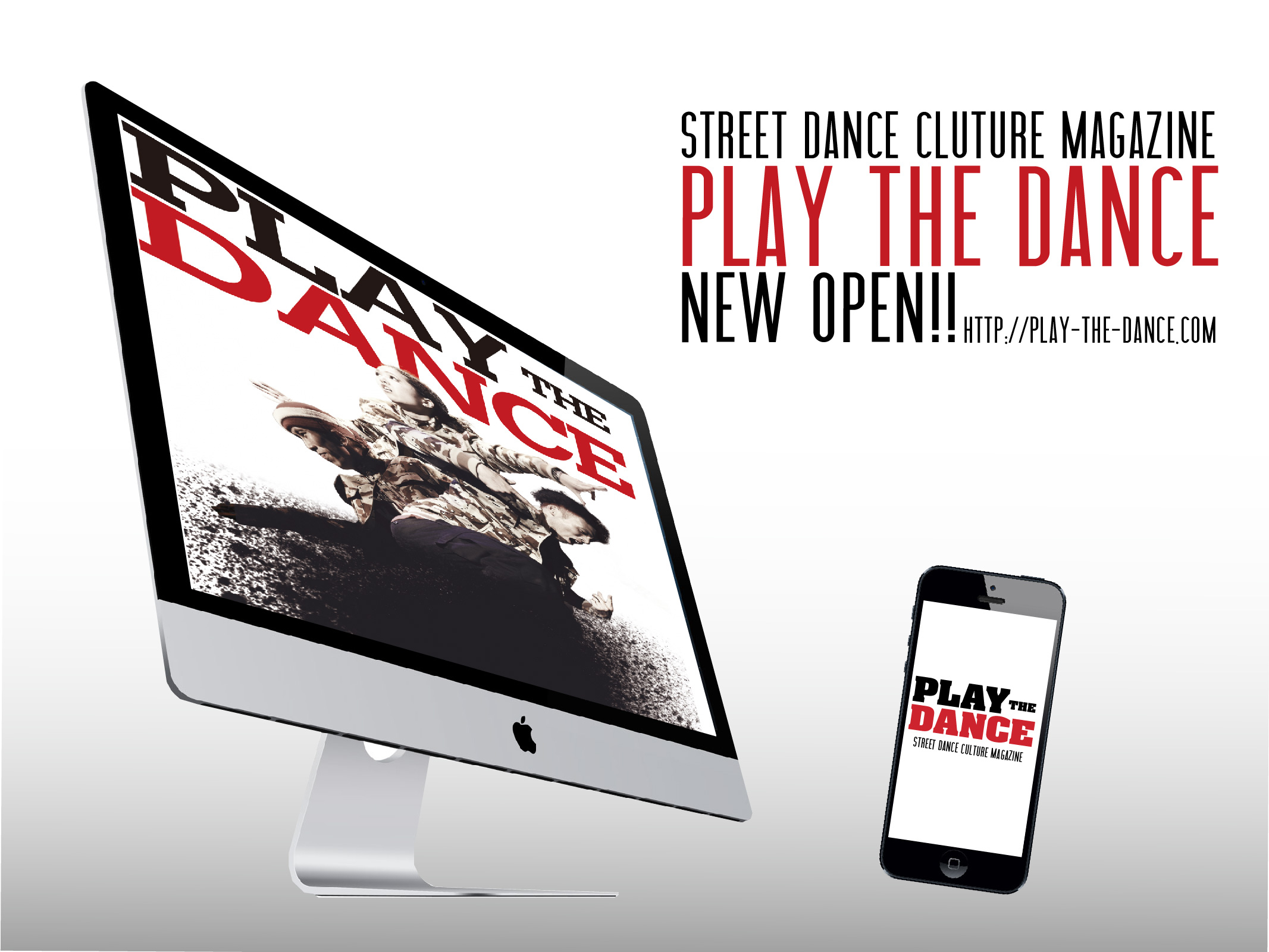 【PLAY THE DANCE WEB PRE OPEN!!】